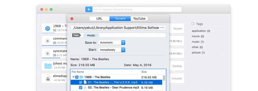 mac torrent trackers